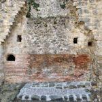 Château de Brie-Comte-Robert - Restauration d'une cheminée et four-- © ADVC Brie