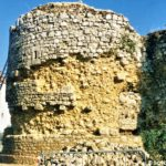 Château de Brie-Comte-Robert - Restauration de parement, tour ouest -- © ADVC Brie