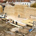 Château de Brie-Comte-Robert - Construction du CIP -- © ADVC Brie