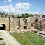 Château de Brie-Comte-Robert - Porte St-Jean et vestiges du logis nord-est -- © ADVC Brie