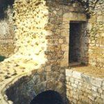 Château de Brie-Comte-Robert - Tour sud-est, bassin et canal -- © ADVC Brie